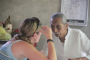 Visiting a Balinese Healer