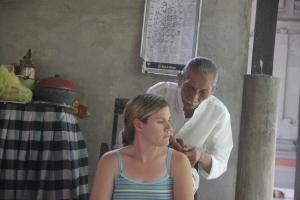 Cakorda Rai- Balinese Healer