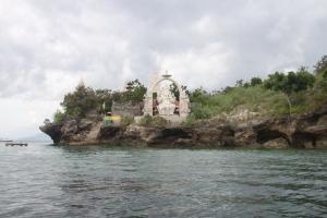 Temple on Menjangan Island