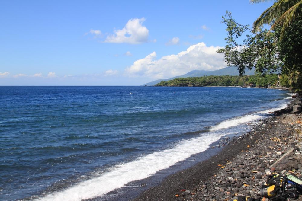 Bali Dive Site- Tulamben Bay