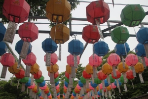 Prayer Lanterns